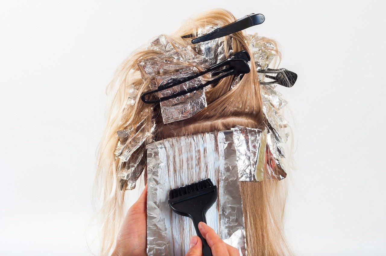 Dobór kosmetyków do rodzaju włosów