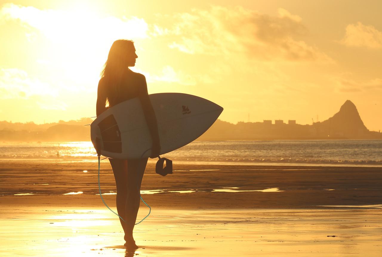 Gdzie surfować w Polsce?